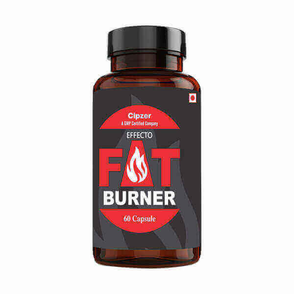 Fat Burner 60 Capsules is a powerful supplement for fat loss.