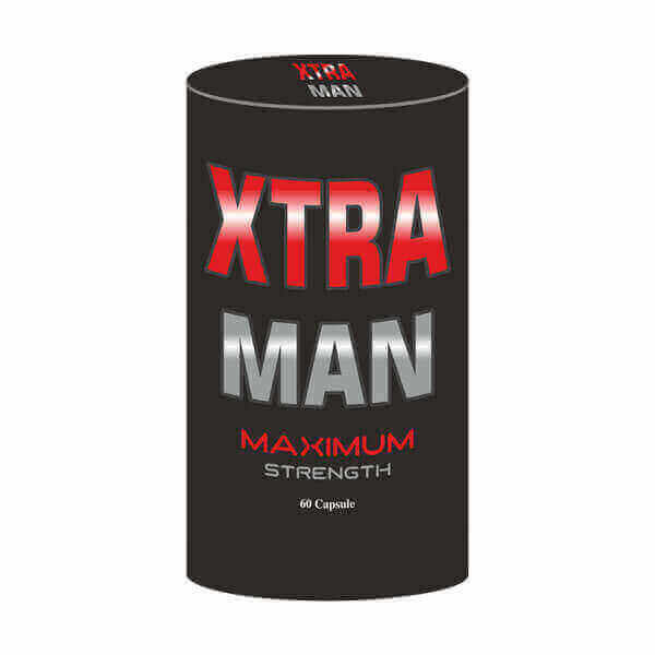 xtra man increase power and energy