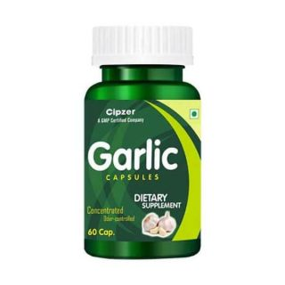 Garlic Softgel Capsule